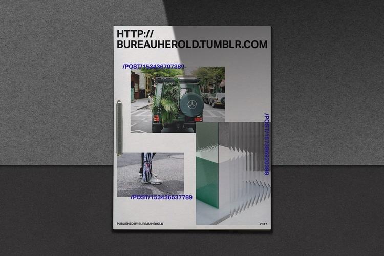 Editorial Tumblr. WIP - bureauherold - personherold | ello