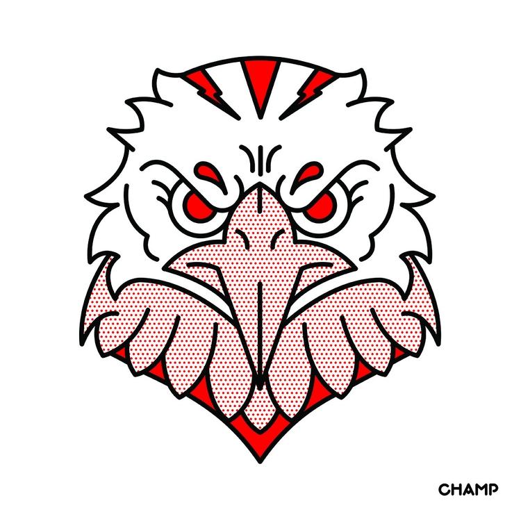 Eagle - eagle, beast, beastmode - champnyc | ello