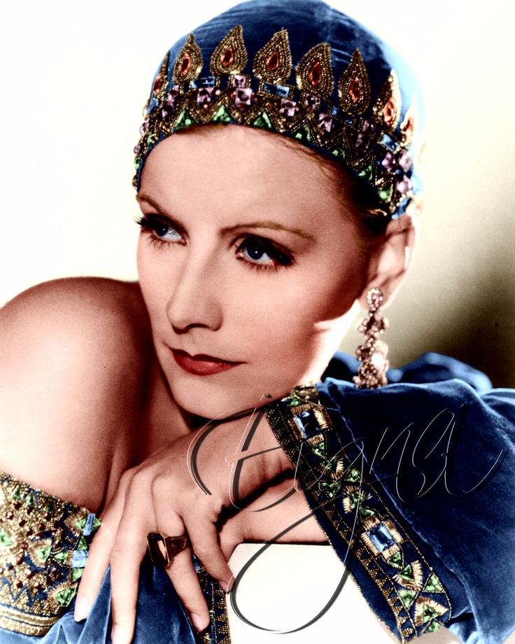 Greta Garbo Mata Hari (1931 - colormesixwaystosunday | ello