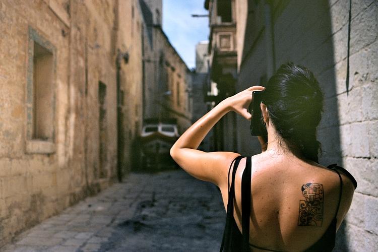 Malte - analog, photography, olympus - pauline_roquefeuil | ello
