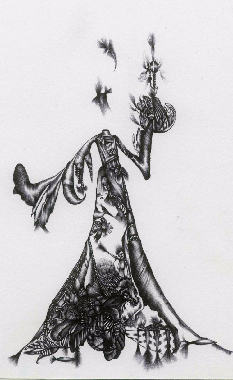 Amal artist curator living Toro - amalpeerzada | ello
