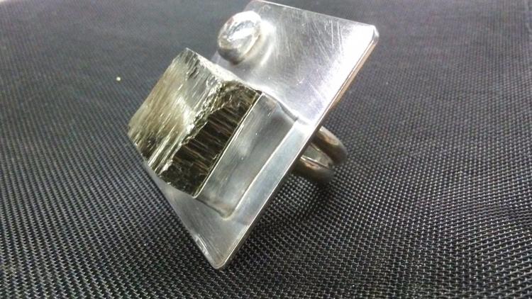 Hand Crafted Sterling Silver Ri - edgychola | ello
