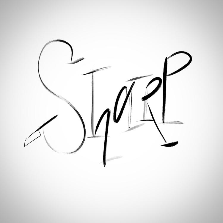 digitaldesign, lettering, type - chickadeedixie   ello