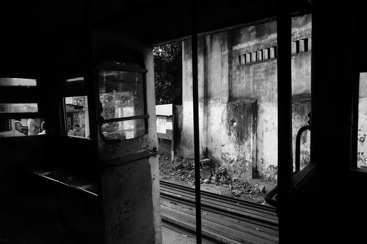 Short Story City. Trams Tramway - sat1974   ello