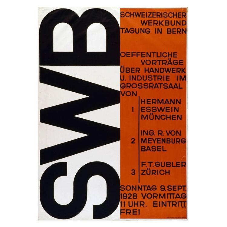 Walter Käch (1901-1970) — SWB  - strouzas | ello