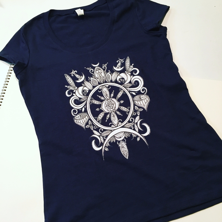 created, find Redbubble - shirt - nicolewhelanart | ello