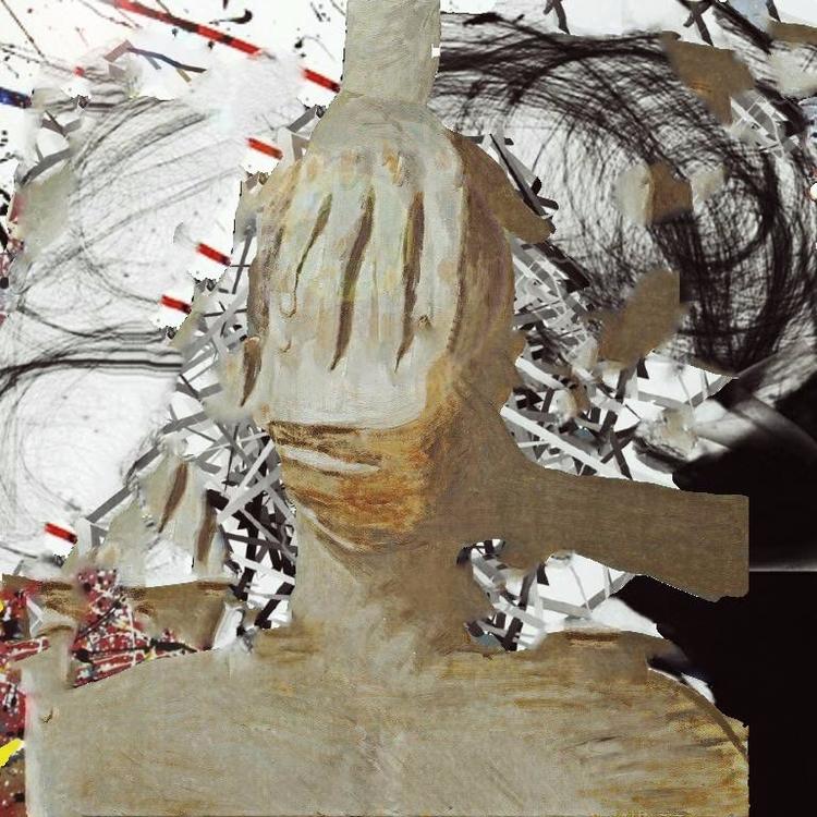 collage - 3, minimal, art, paint - daykodamusic   ello