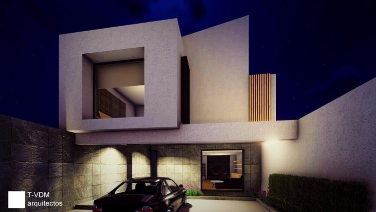 ZU-001 HOUSE Zacatecas, México - vladimirdel | ello