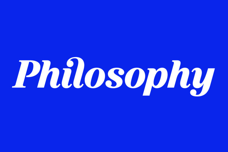 Philosophy Design logo - robclarketype   ello