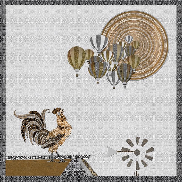 Balloon Race Reveler Fair - zuzugraphics | ello