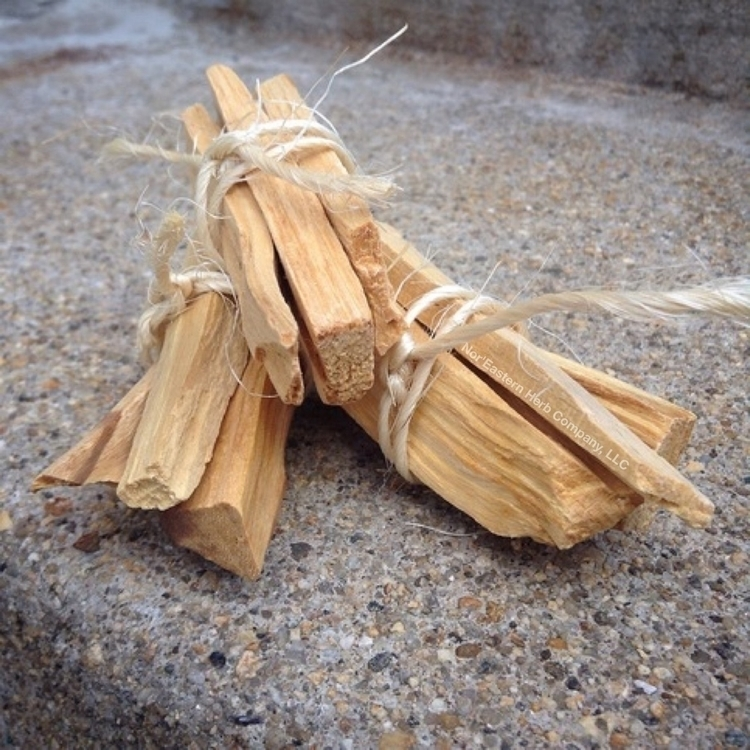 blog today talking Palo Santo!  - noreasternherb | ello