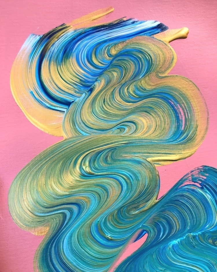art, texture, abstract - dhuston | ello