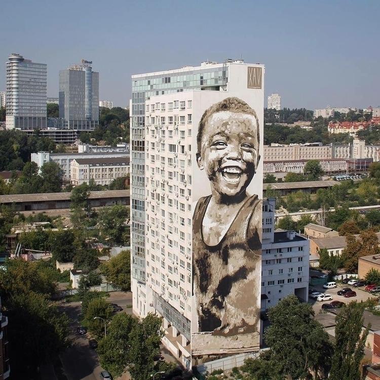 Artist: XAV Location: Kiev, Ukr - streetartunitedstates | ello