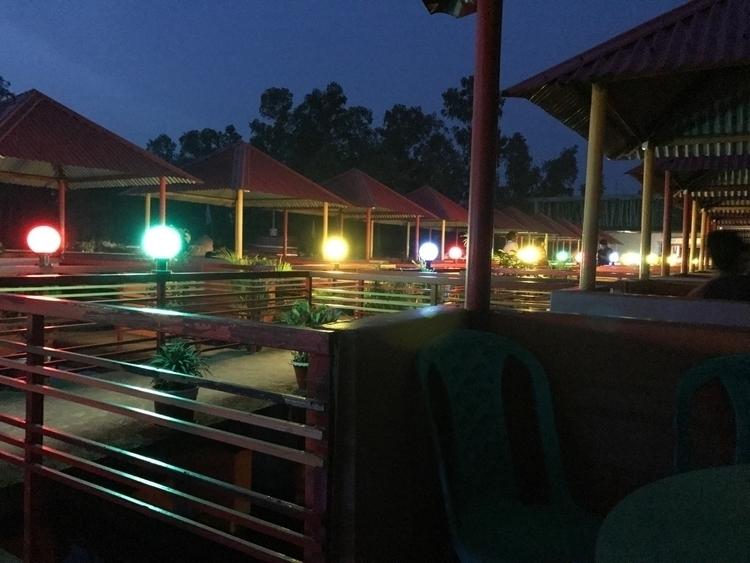 Glowing lightships - onlynixon | ello