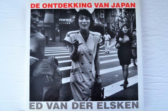Ed van der Elsken - De ontdekki - bintphotobooks | ello