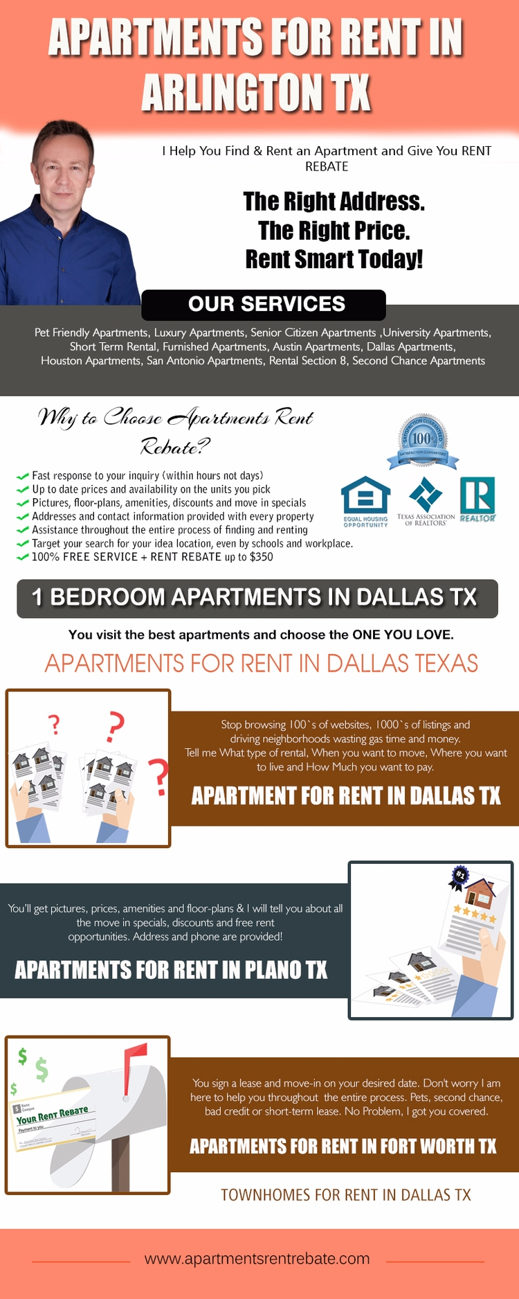 Website: Apartments Rent Fort W - leasinghomes | ello