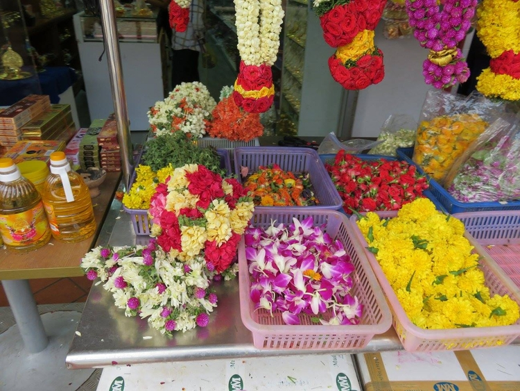 Beautiful flowers Gods - LittleIndia - sanftekuss | ello