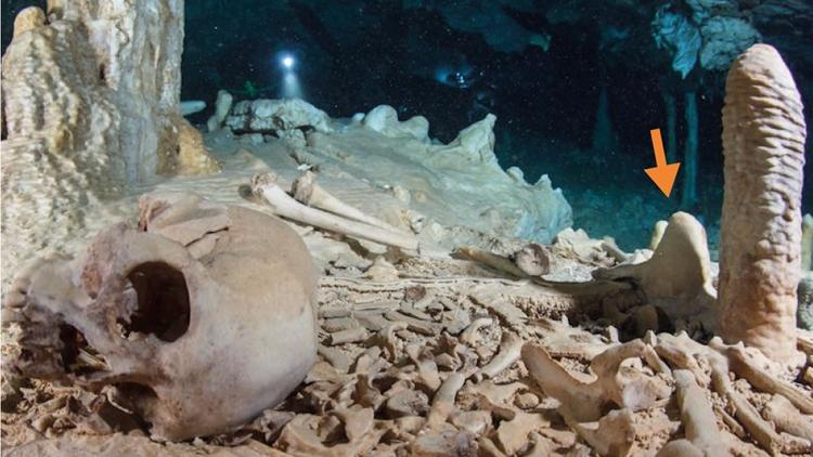 Esqueleto de hace 13.000 años e - codigooculto   ello