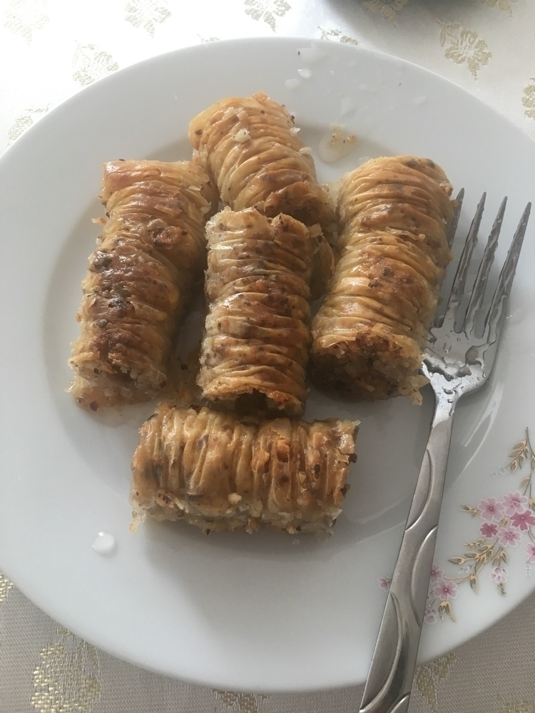 baklava, dessert, trabzon, nut - mehmet1 | ello