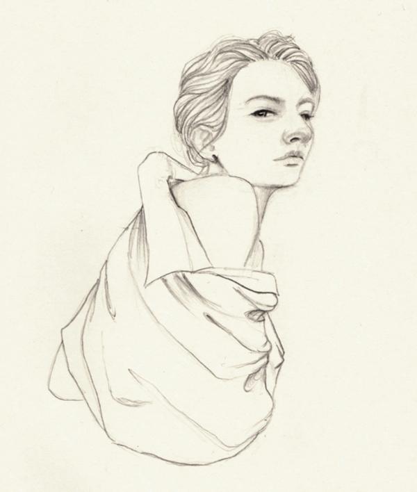 'Shell - doodle, drawing, sketch - j0eyg1rl | ello