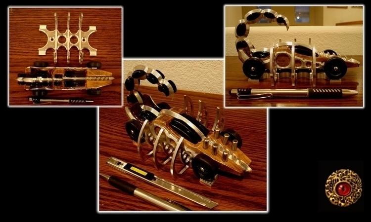Scorpion racer... ------- Pine - savageworlds | ello