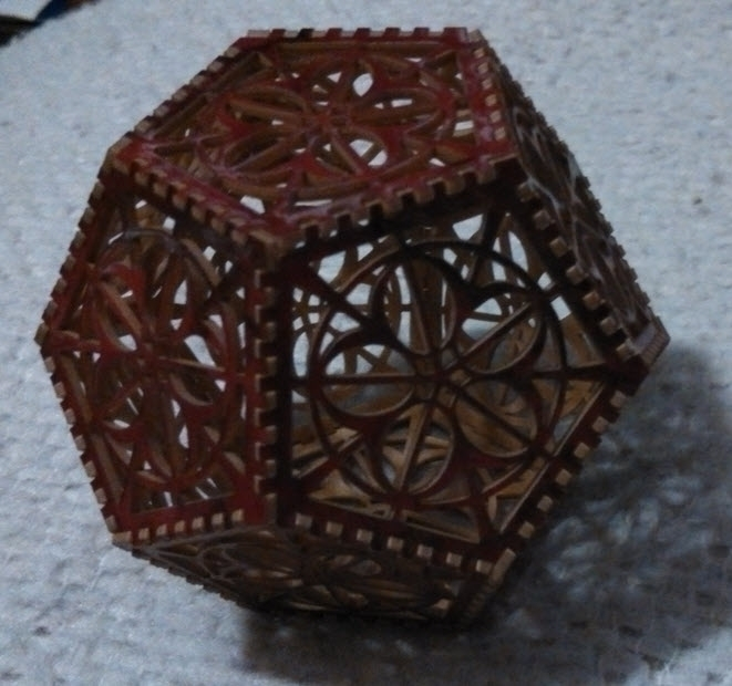 Dodecahedron... Approximately 3 - savageworlds | ello