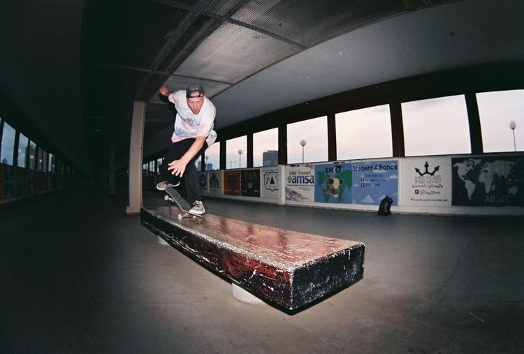 Benchwarmer - skateboarding, minneapolis - mikeylinehan   ello