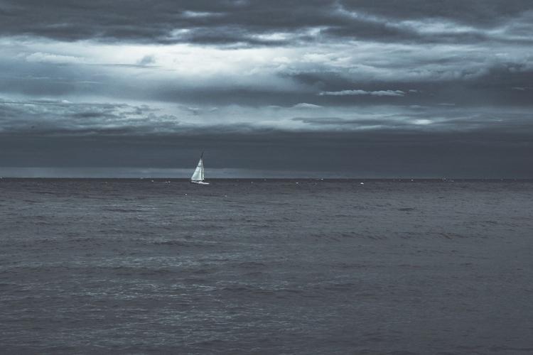 leaden sky - photography, nature - iangarrickmason | ello