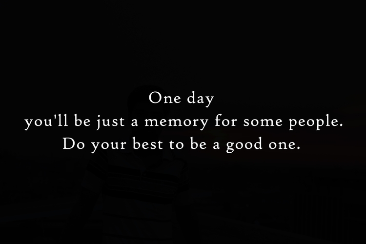 day, memory people. good - zaas | ello