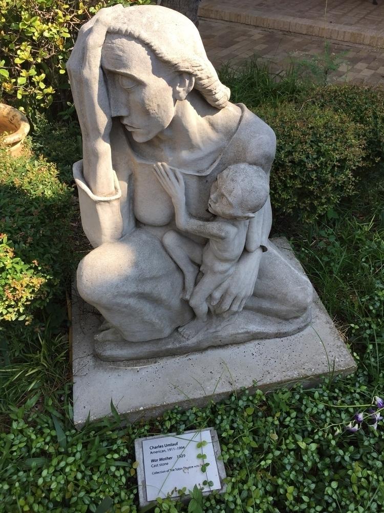 War Mother, McNay, San Antonio - thedude2012 | ello