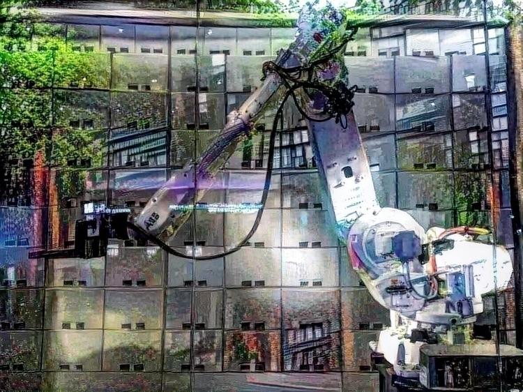 Robot plant - plantsofthefuture - dominikajezewska | ello