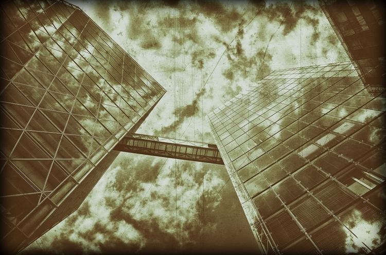 architecture apocalyptica art - melankomikerin - melankomikerin | ello