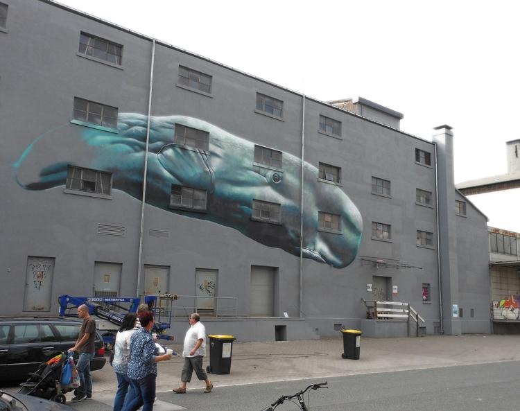von Fischen und Menschen - Dortmund - godesign | ello