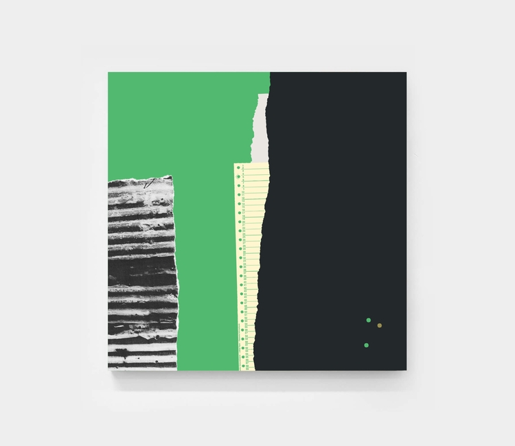 18x18 Series. Arranged paper sn - andrebritz | ello
