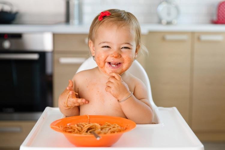 Spaghetti bliss - baby, lifestyle - lisatichane | ello
