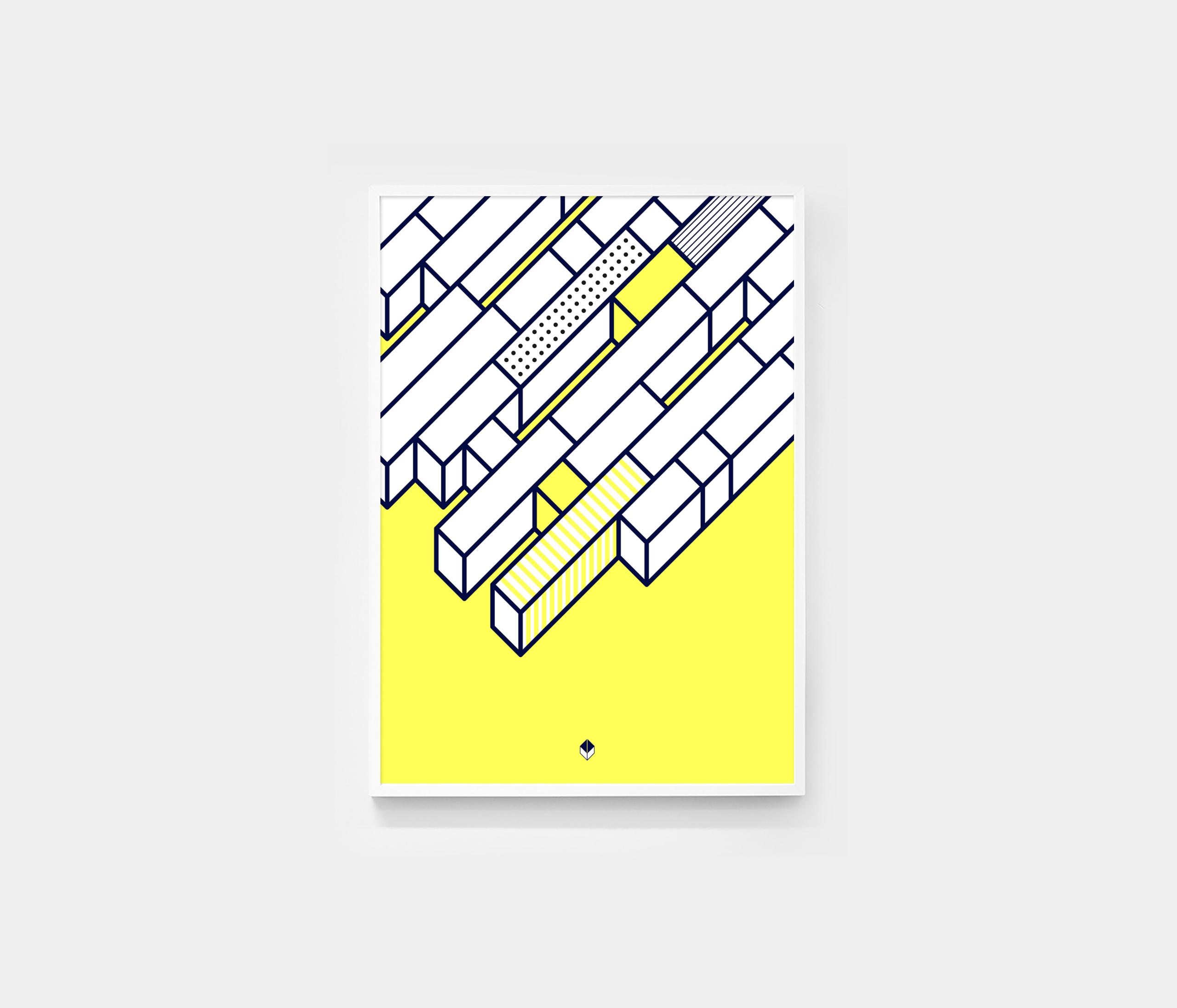 Square 1 - artwork,, design,, shapes, - andrebritz | ello