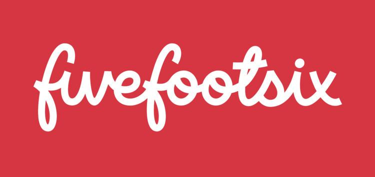 FiveFootSix logo - robclarketype | ello