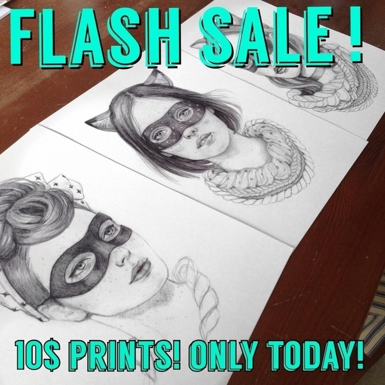 **FLASH SALE!!! 10$ prints toda - edithlebeau | ello