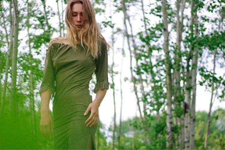 Model wearing Edmonton, Alberta - racheldashae   ello