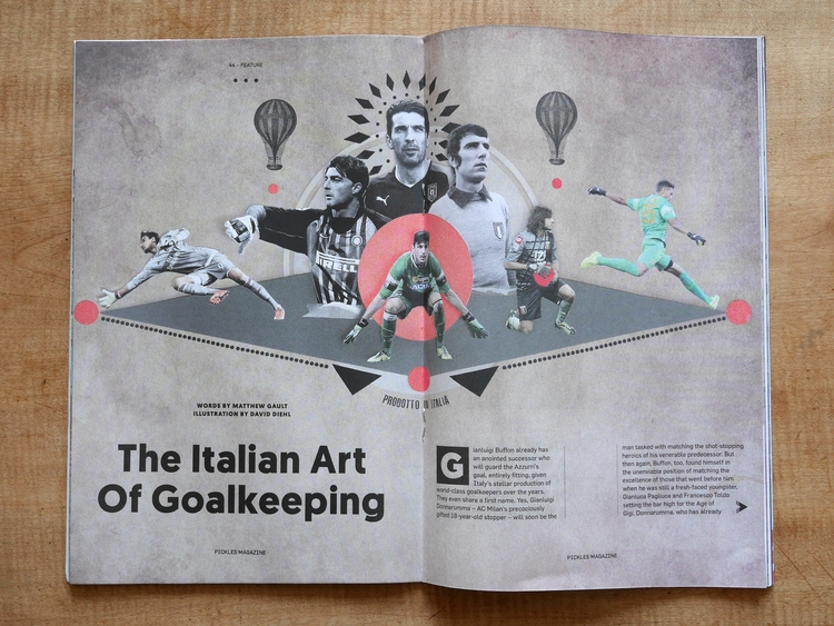Editorial illustrations Magazin - daviddiehl | ello