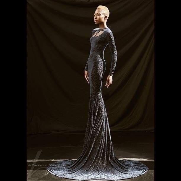 Photo Bruce Talbot dress design - zurideva   ello