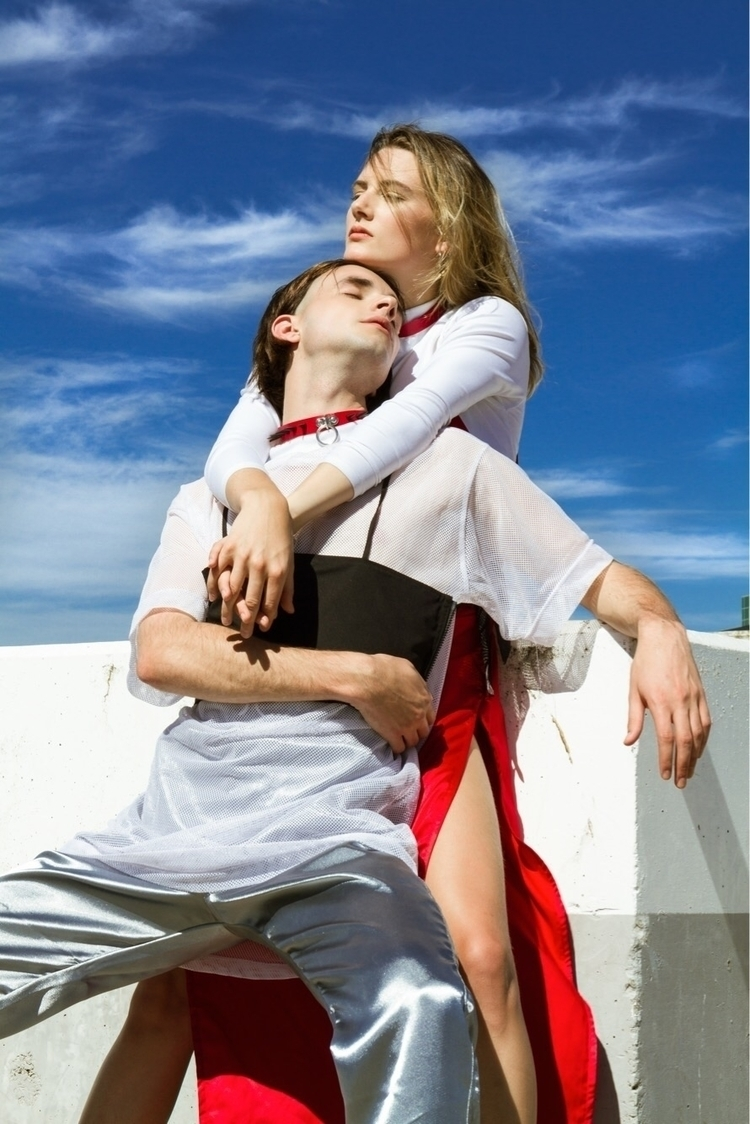 TOUCH SKY || - fashion, streetwear - yesterdaysvirgins | ello