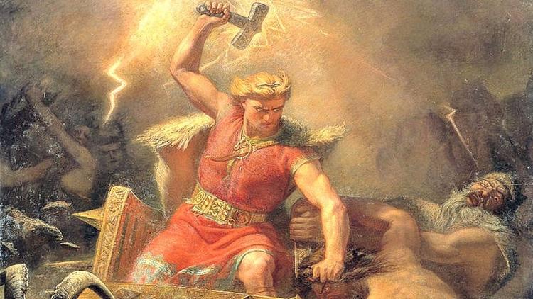 El poderoso Thor: Dios del true - codigooculto | ello
