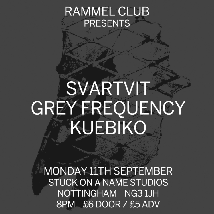Mon 11 Sept: Grey Frequency liv - greyfrequency | ello