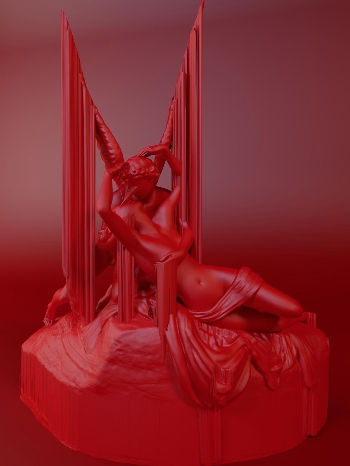 Cupid Psyche 2017 media called  - luisagolden | ello