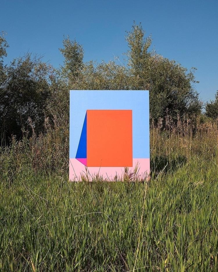 Life Acrylic plywood 42 48 2017 - andrew_faris | ello