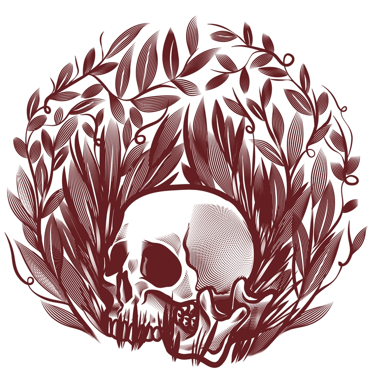 Life Dead - podridosarmy, dark, illustration - manuelcetina | ello
