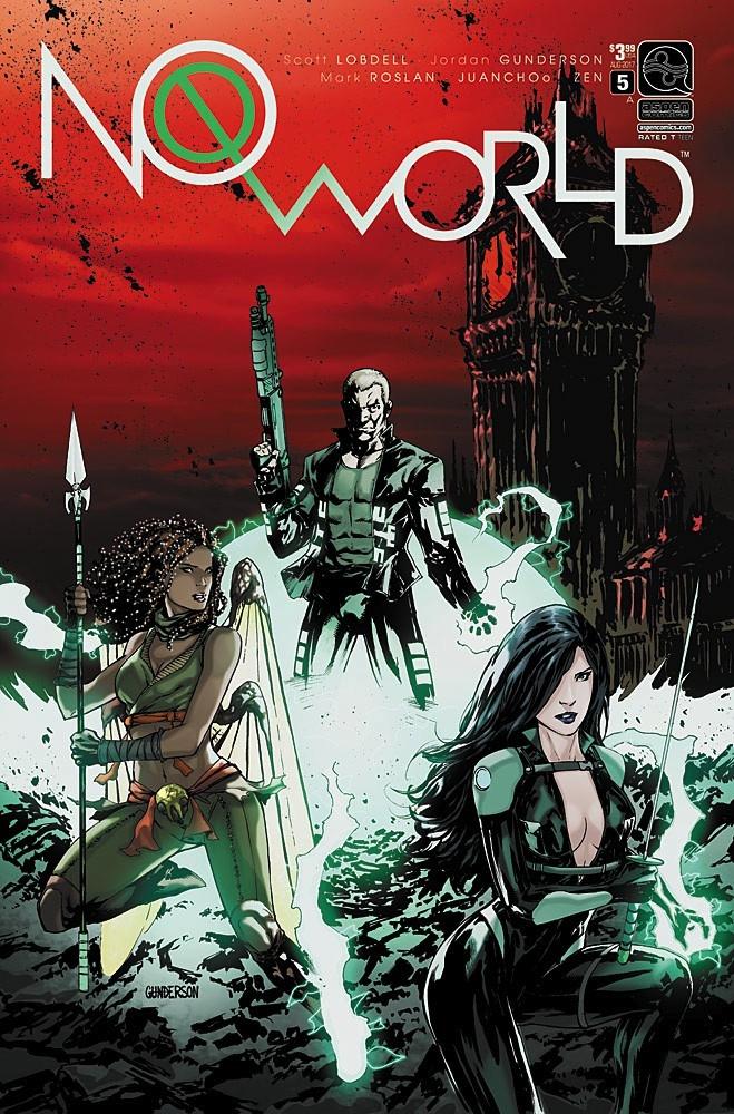 World Preview Scott Lobdell Jor - comicbuzz | ello