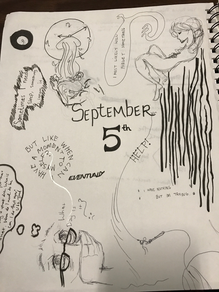 Representation Time day Septemb - melissa_soco | ello