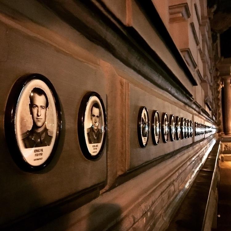 Budapest, HouseofTerror, nightphotography - carolinegreg | ello